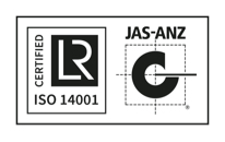 ISO Accreditation 14001