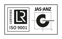 ISO Accreditation 9001